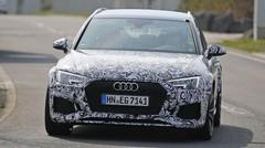 Future Audi RS 4 Avant : des spyshots en carrosserie définitive