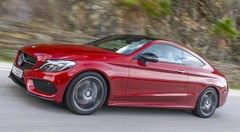 Essai Mercedes C Coupé 220d 9G-Tronic : L'être et le paraître