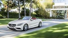 Essai Mercedes Classe S Cabriolet : luxe et volupté