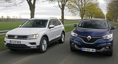 Essai Volkswagen Tiguan 2 : le nouveau Tiguan défie le Renault Kadjar