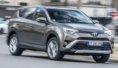 Essai Toyota RAV4 2.0 D-4D Lounge : Sobre mise à jour