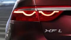 Jaguar XF L : Plus de place pour les jambes