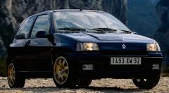 Marche arrière: La Renault Clio Williams