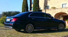 Essai de la nouvelle Mercedes Classe E 2016