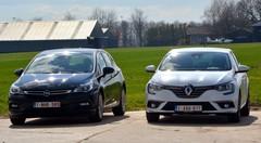 Essai Opel Astra CDTi110 vs Renault Mégane dCi110 : Les nouvelles starlettes