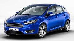 Ford Focus électrique : autonomie volontairement limitée