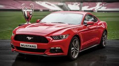 Ford Mustang : la sportive la plus vendue au monde en 2015 !