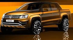 Volkswagen Amarok 2016 : Léger restylage pour le pick-up Amarok