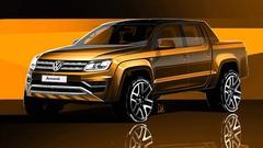 Volkswagen Amarok : un restylage pour fin 2016