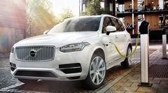 1 million de Volvo électrifiées en 2025