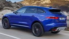 Essai Jaguar F-Pace : ambitieuse