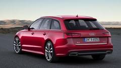 Léger facelift pour les Audi A6 et A7