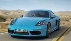 Porsche 718 Cayman : les prix et les puissances dévoilés !