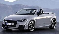 Audi TT RS : un rival pour la Porsche 911