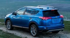 Toyota Rav 4 h : Le roi détrôné du 4x4 devient hybride
