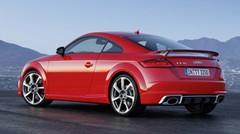 Audi TT RS : plus puissante encore !