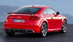 Audi TT RS Coupé et Roadster