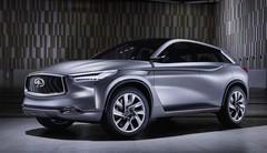 Infiniti QX Sport Inspiration : future génération de SUV compact