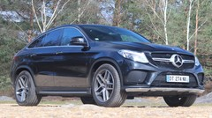 Essai Mercedes GLE Coupé : m'as-tu vu