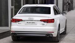 Audi A4 L : avec ou sans chauffeur... chinois !