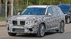 BMW X3 2017 : une version M pour contrer le Macan Turbo