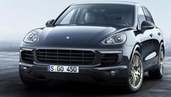 Porsche Cayenne Platinium Edition : la série grand luxe