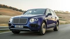 Bentley Bentayga : une version Speed dans les cartons
