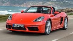 Essai Porsche 718 Boxster : changement de tessiture