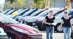 Marché auto : après le repli, le redressement