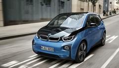 BMW i3 (2017) : une nouvelle batterie 33 kWh et 300 km d'autonomie