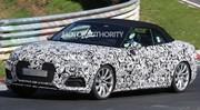 Audi A5 (2017) : premières infos sur la famille A5
