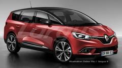 Renault Grand Scénic 4 (2016) : premières infos exclusives