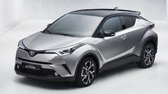Toyota C-HR : une déclinaison musclée pour répondre au Nissan Juke Nismo ?