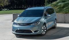 Google utilisera des Chrysler comme voitures autonomes