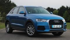 Essai Audi Q3 TDi 120 : social démocrate