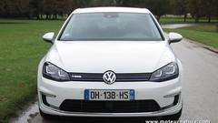 Une batterie de 35 kWh pour la Volkswagen e-Golf