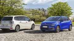 Citroën C4 Picasso et Grand C4 Picasso : Une nouvelle robe !