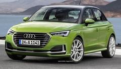 Future Audi A1 : Plus d'espace pour la prochaine A1