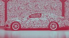 Audi A5 Coupé (2016) : un teaser psychédélique avant sa présentation