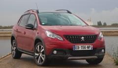 Essai Peugeot 2008 restylé : victime de la mode