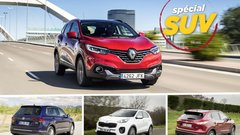 Guide d'achat SUV : Top 10 des SUV compacts