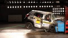 Renault Kwid échoue, comme d'autres, au Global NCAP