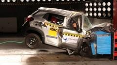 La Renault Kwid se rate aux crash-tests