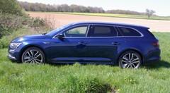 Essai Renault Talisman Estate dCi 130 EDC Intens 4-Control : Un break en chasse