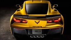 Corvette C8 : un moteur central arrière et une sortie en janvier 2018