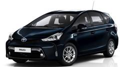 Mise à jour de la Toyota Prius+