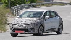 Spyshot de la nouvelle Renault Clio 4 restylée 2016