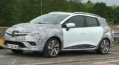 Premier aperçu de la Renault Clio restylée