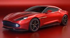 L'Aston Martin Vanquish revue par Zagato