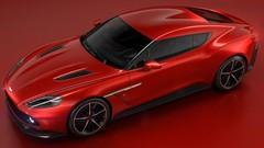 Aston Martin Vanquish Zagato à la Villa d'Este